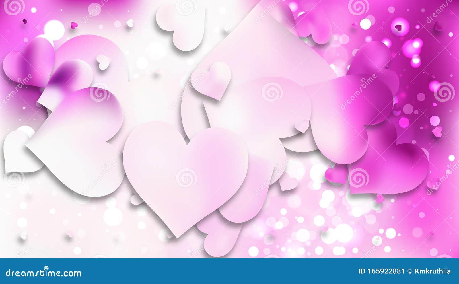 light purple heart wallpaper background vector art beautiful elegant illustration graphic design 165922881