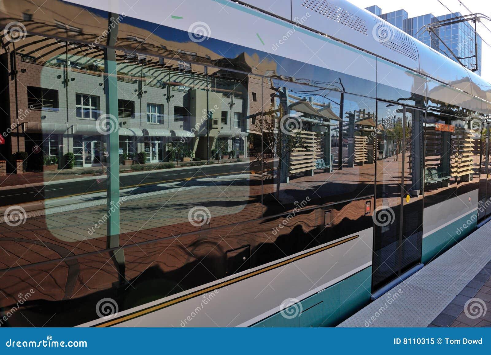 Light rail train carriage royalty free stock photo image 8110315 - Carrage metro ...