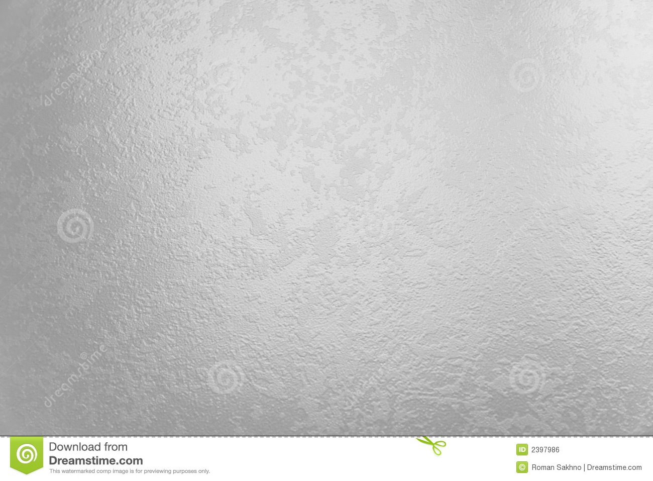 Light silver glass background