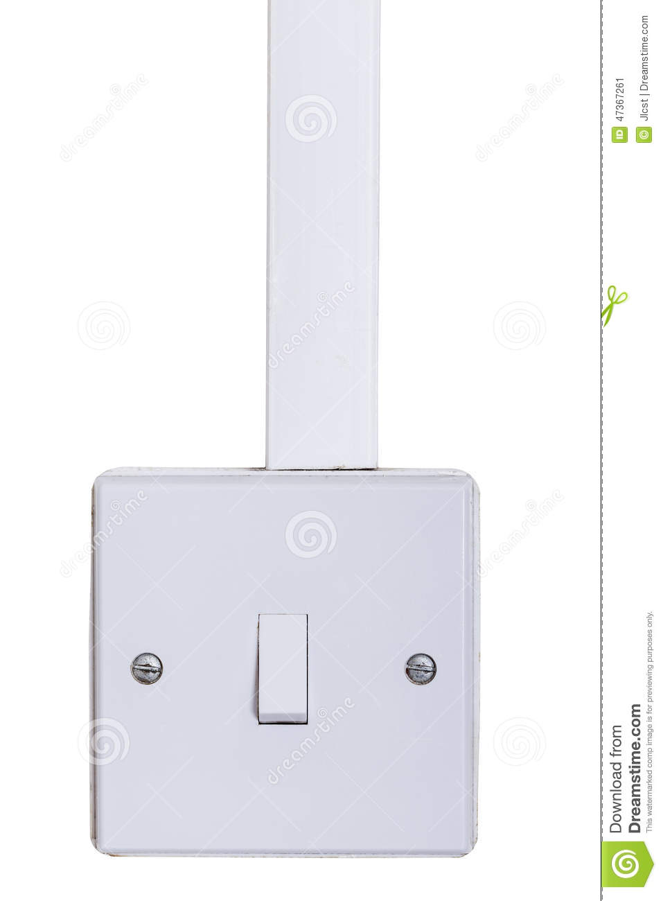 how to change a light switch in an old house