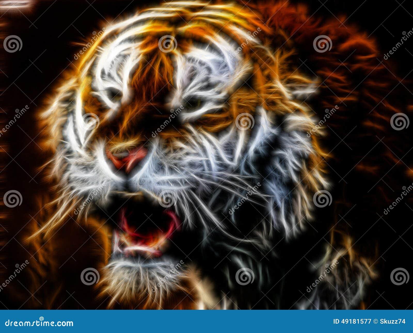 Light Tiger Stock Image Image Of Tiger Staring Majestic