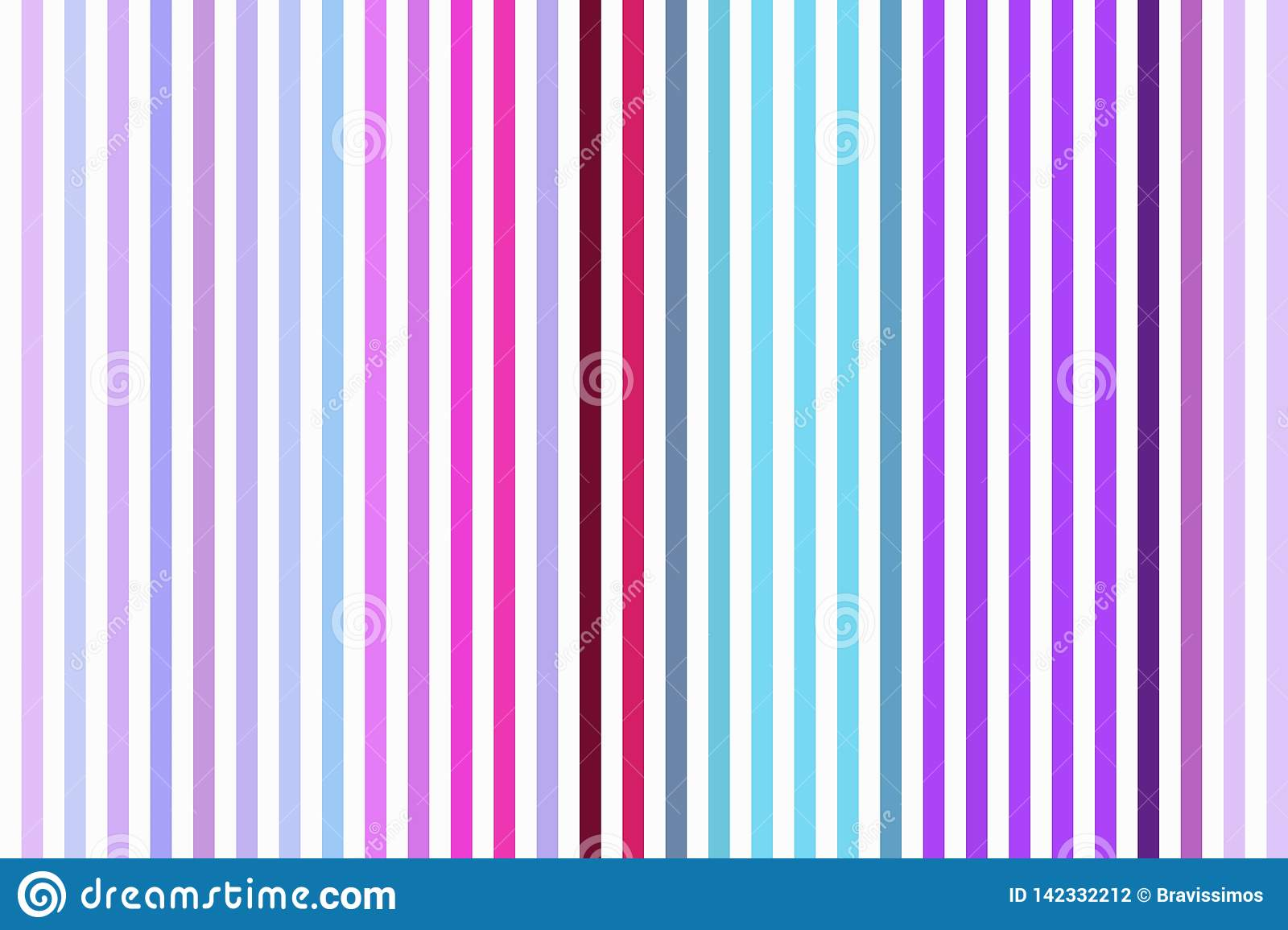 Light Vertical Line Background And Seamless Striped Texture White