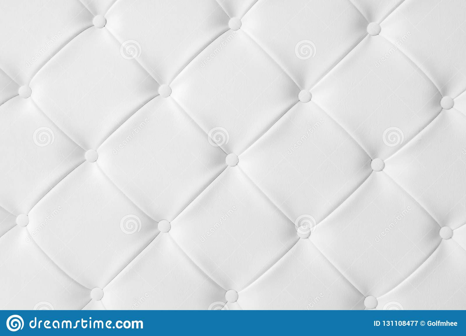 Light White Luxury Upholstery Sofa Texture Background Concept For