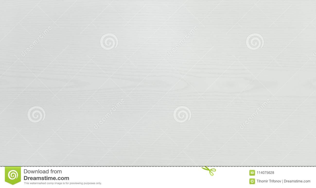 Light white washed soft wood texture surface as background. Grunge whitewashed varnished wooden planks table pattern top view.