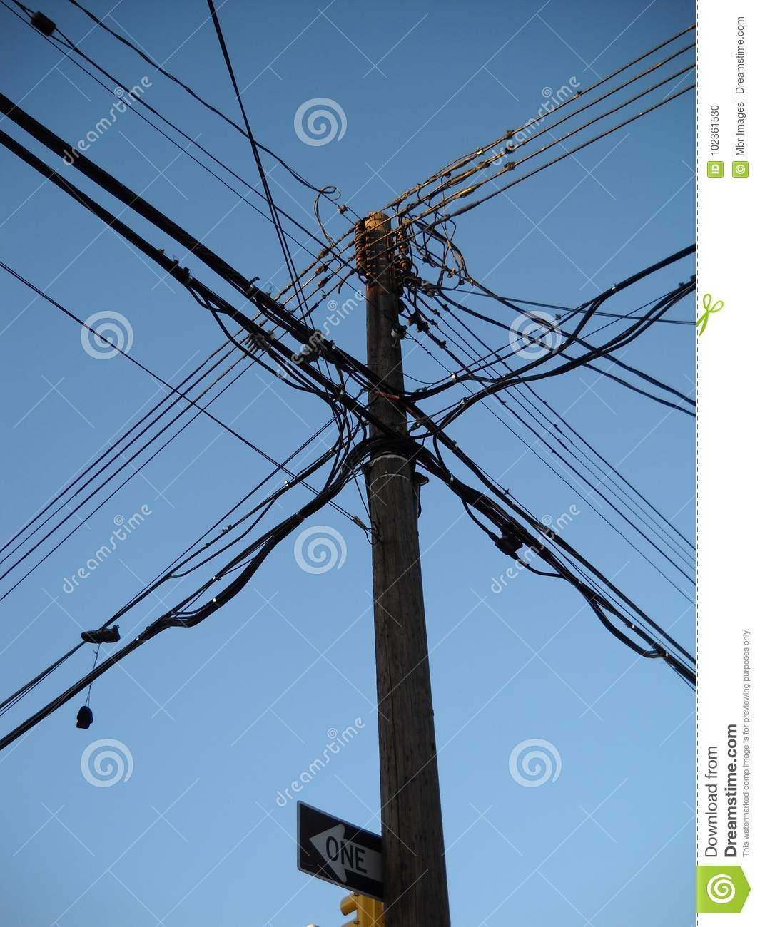 Fabulous Light Wooden Pole Electrical Wires Editorial Image Image Of Wiring Digital Resources Almabapapkbiperorg
