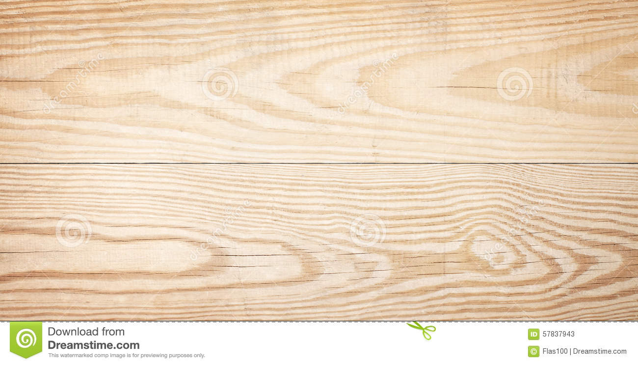 Light Wooden Texture With Horizontal Planks, Table Stock Photo - Image ...