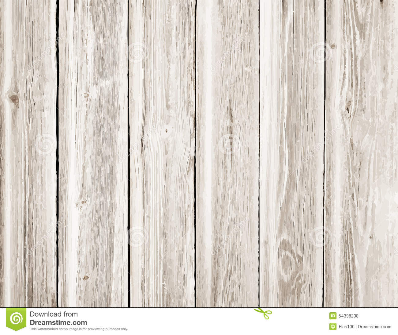 Light Wooden Texture With Vertical Planks Or Table Stock