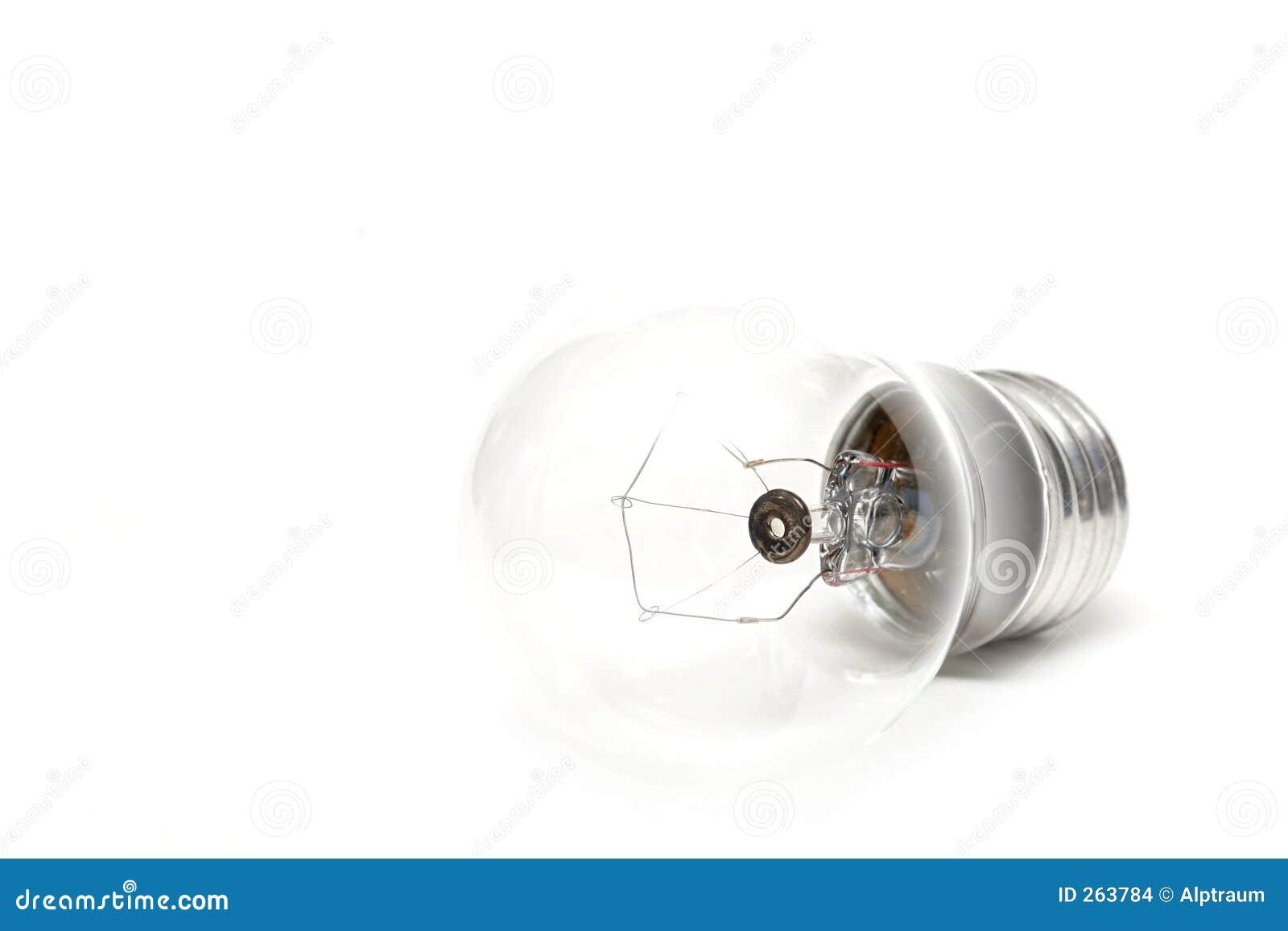 Lightbulb macro in highkey