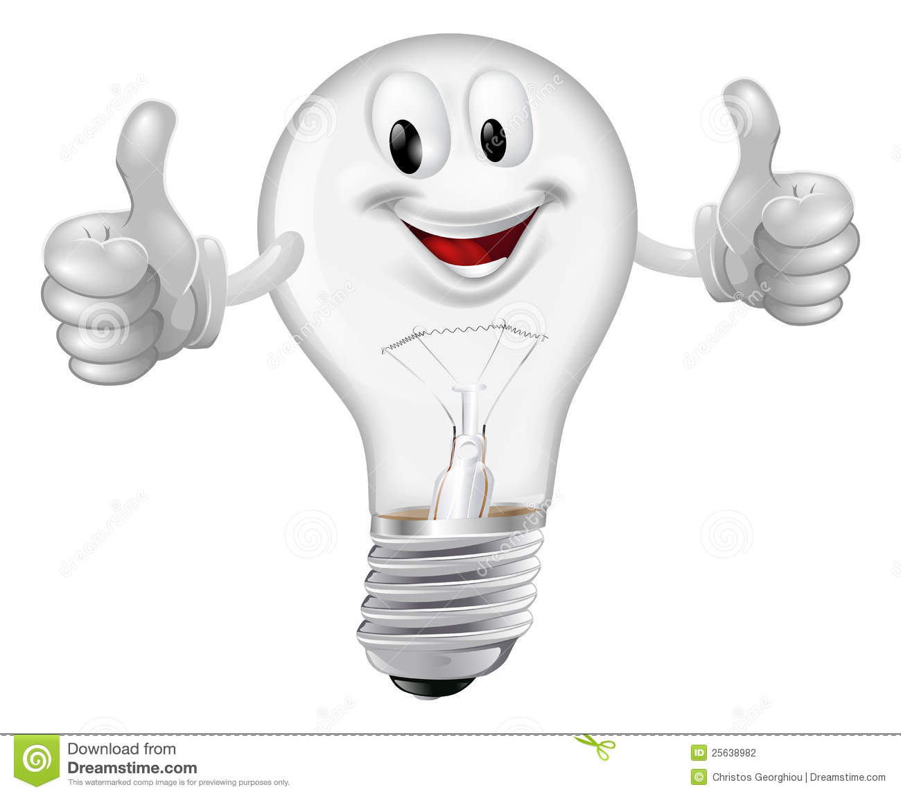 Stock Photography Lightbulb Man Image25638982 on cartoon mouth 22