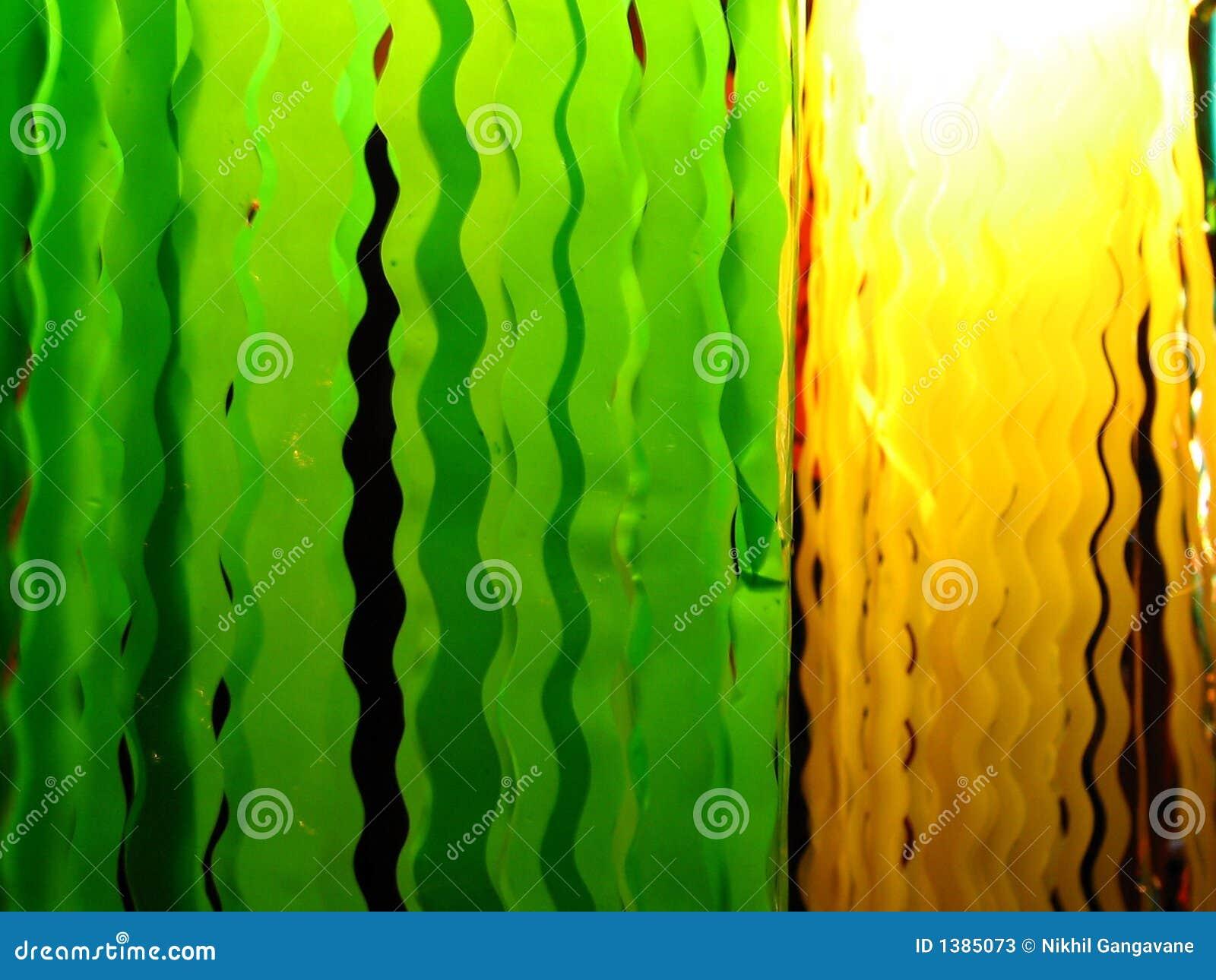 Lighted Swirls
