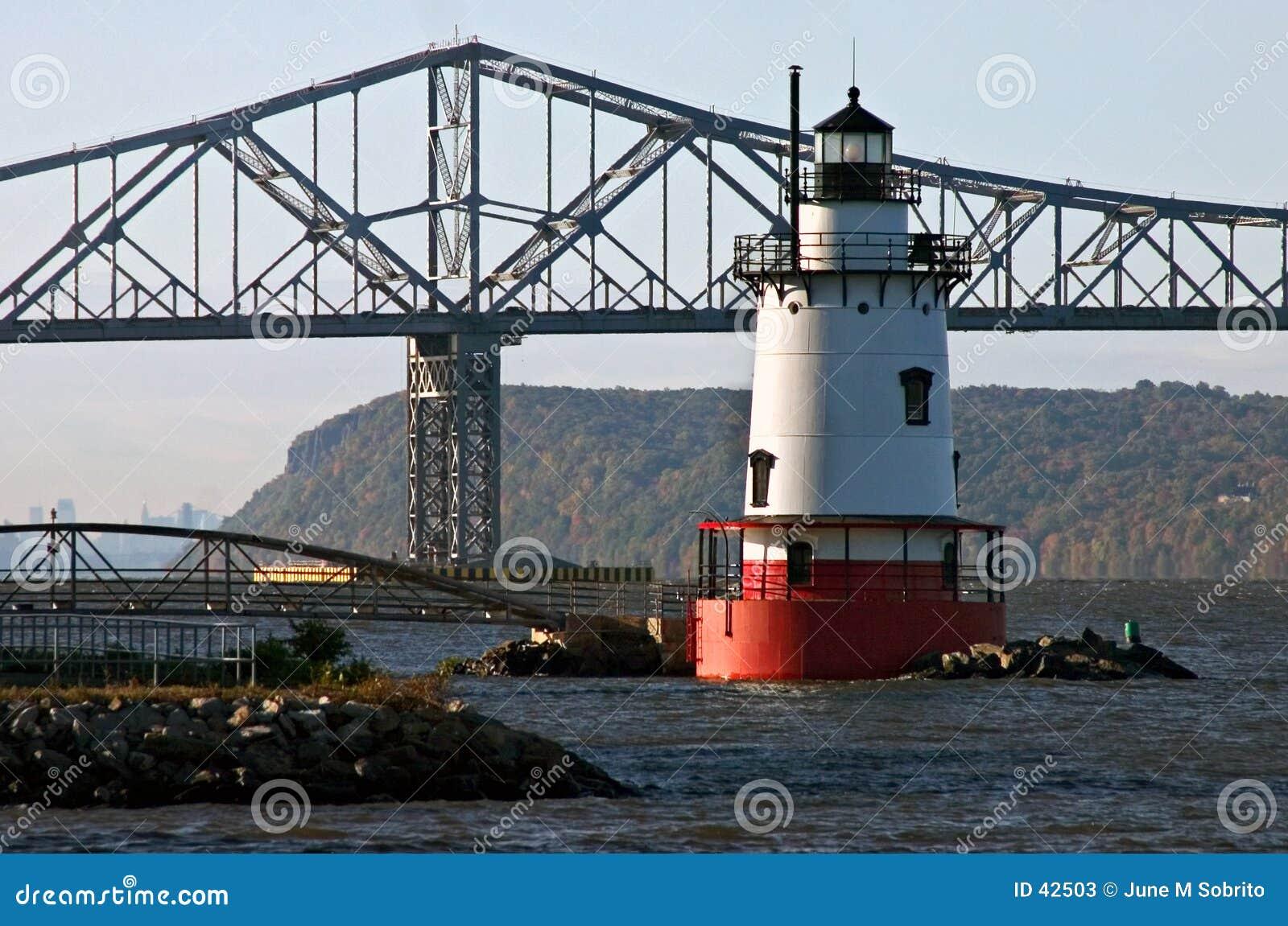 Lighthouse and Bridge