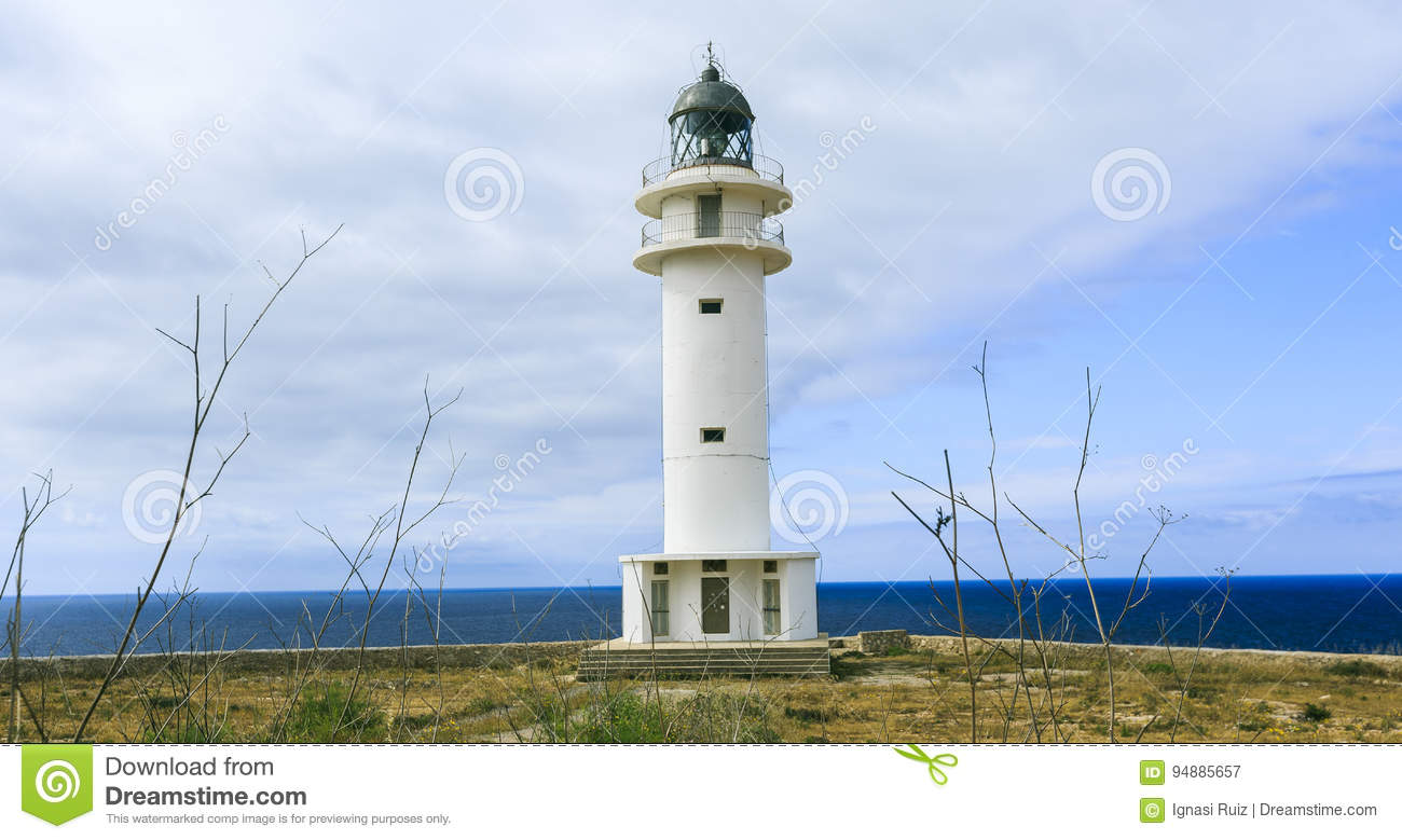 Lighthouse in Formentera