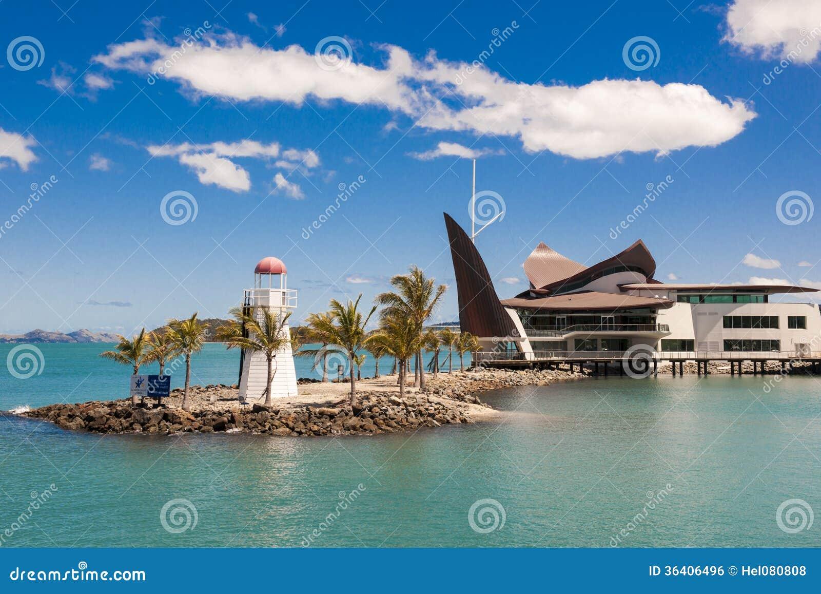 North Cape  Hamilton Island