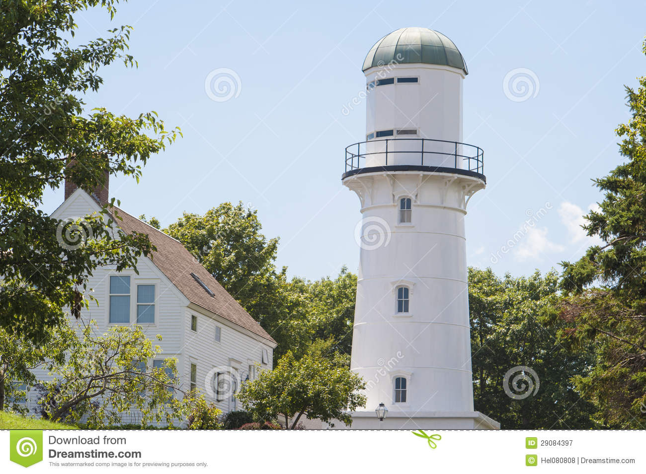 Lighthouse in maine royalty free stock photography image for What time is it in maine right now