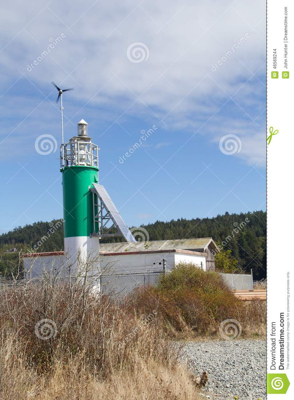 Sooke (BC) Canada  city photo : ... lighthouse and foghorn at the end of Whiffen Spit,Sooke,BC,Canada