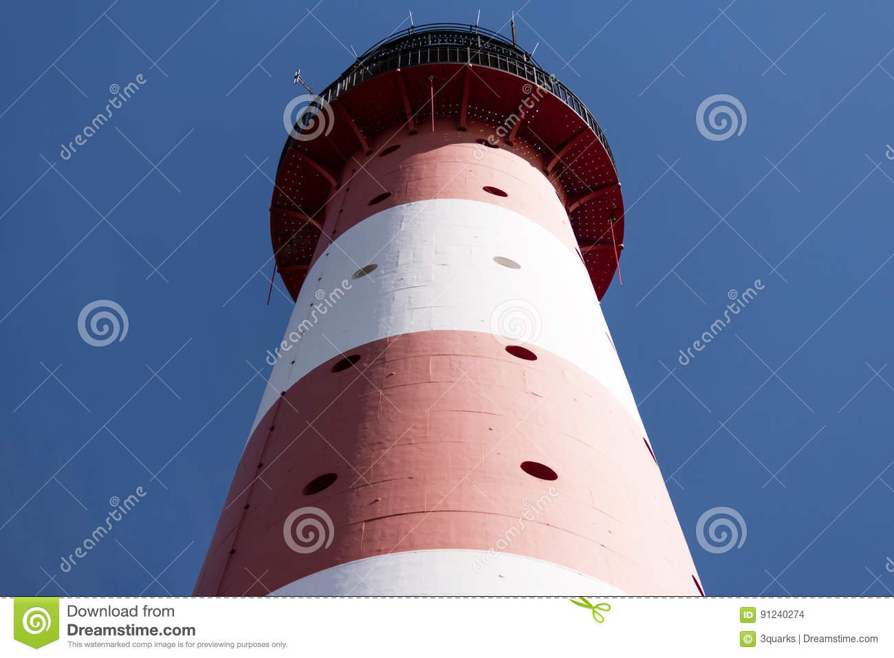 Lighthouse Westerheversand in Westerhever