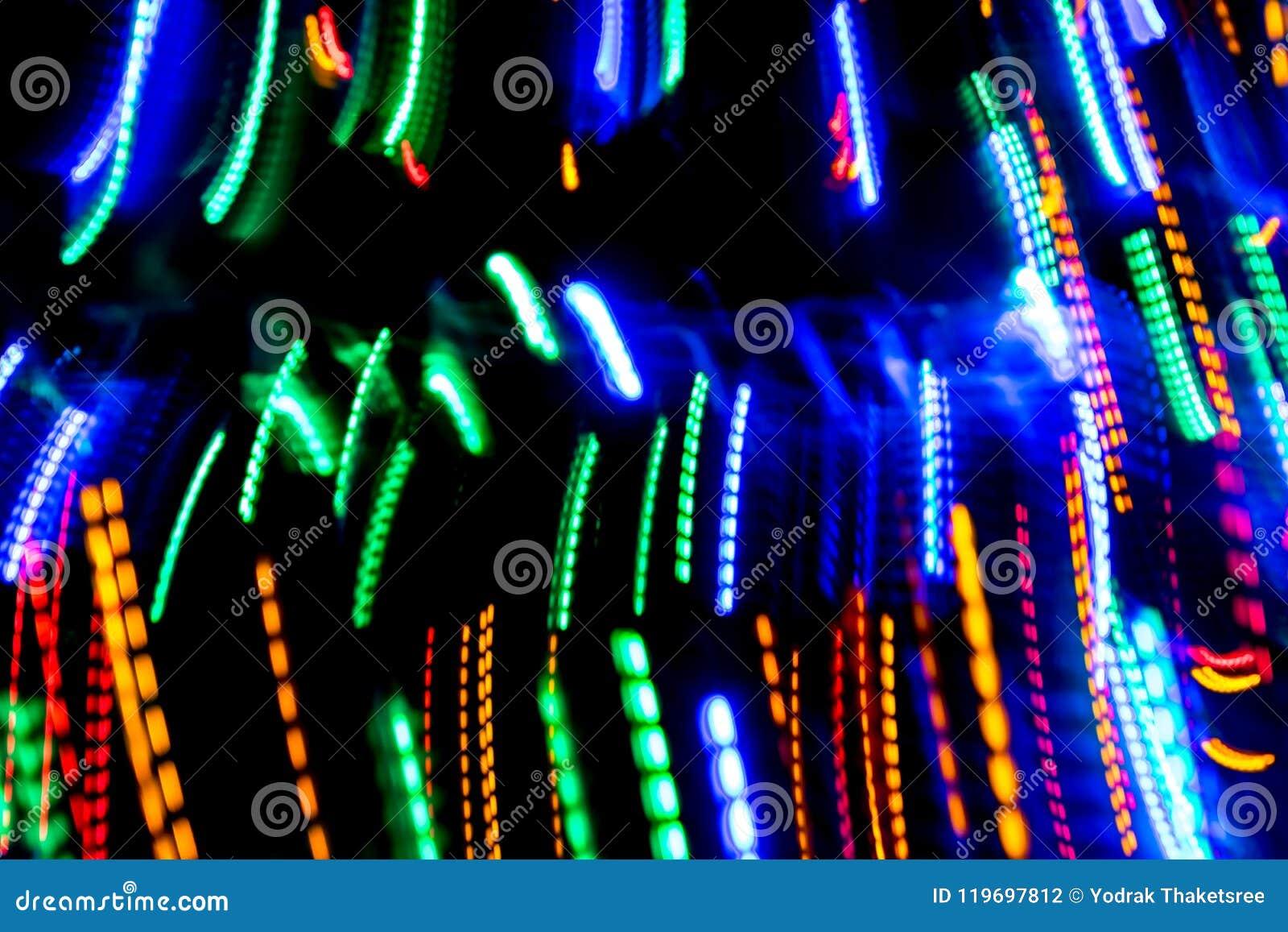 Lighting Neo Pattern Background Stock Photo - Image of focus