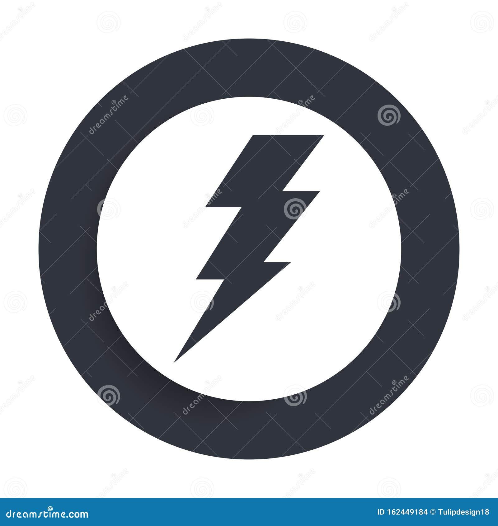 18 Lightning Bolt Frame Stock Illustrations – 10 Lightning Bolt ...