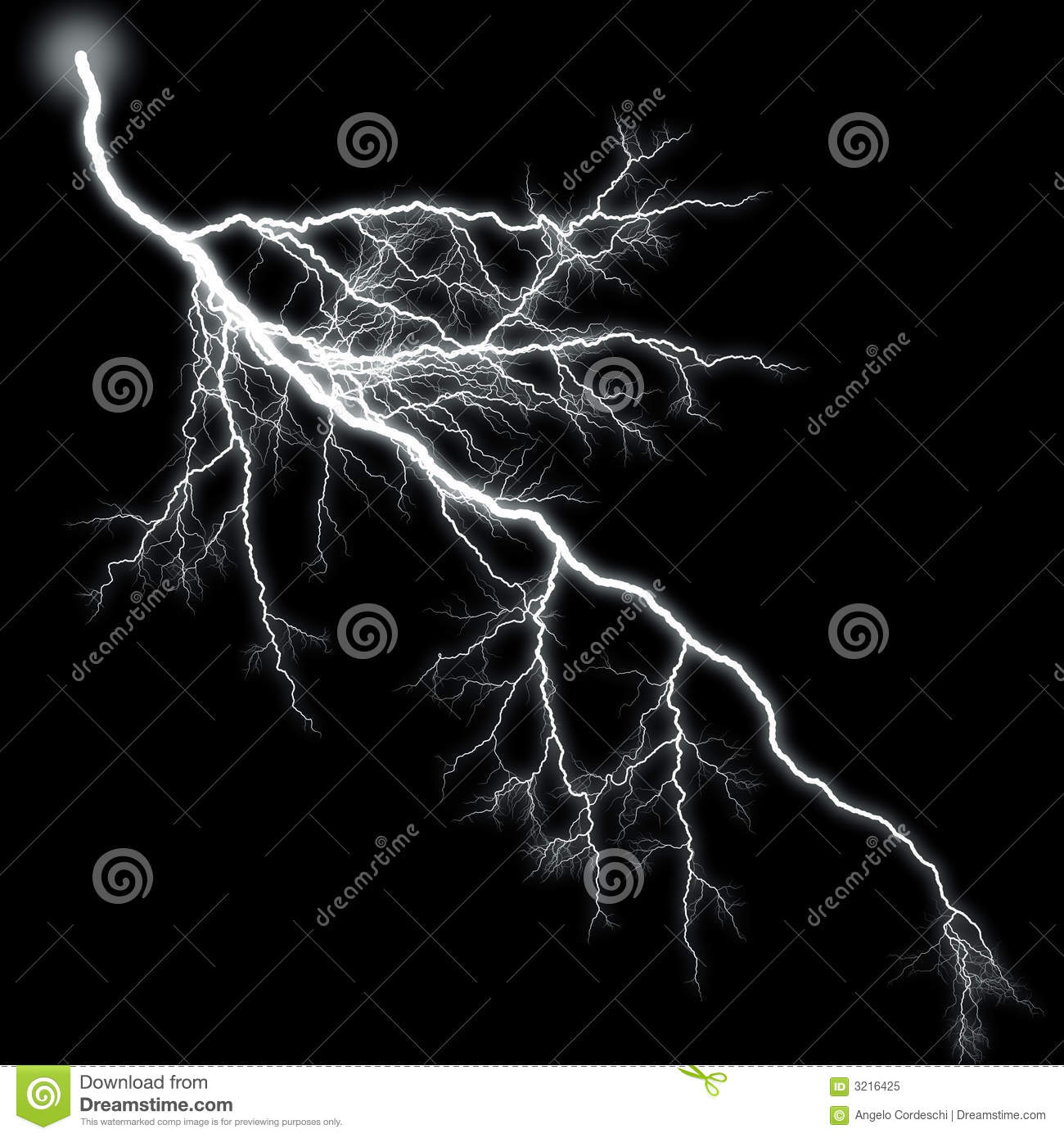 Lightning High Branching
