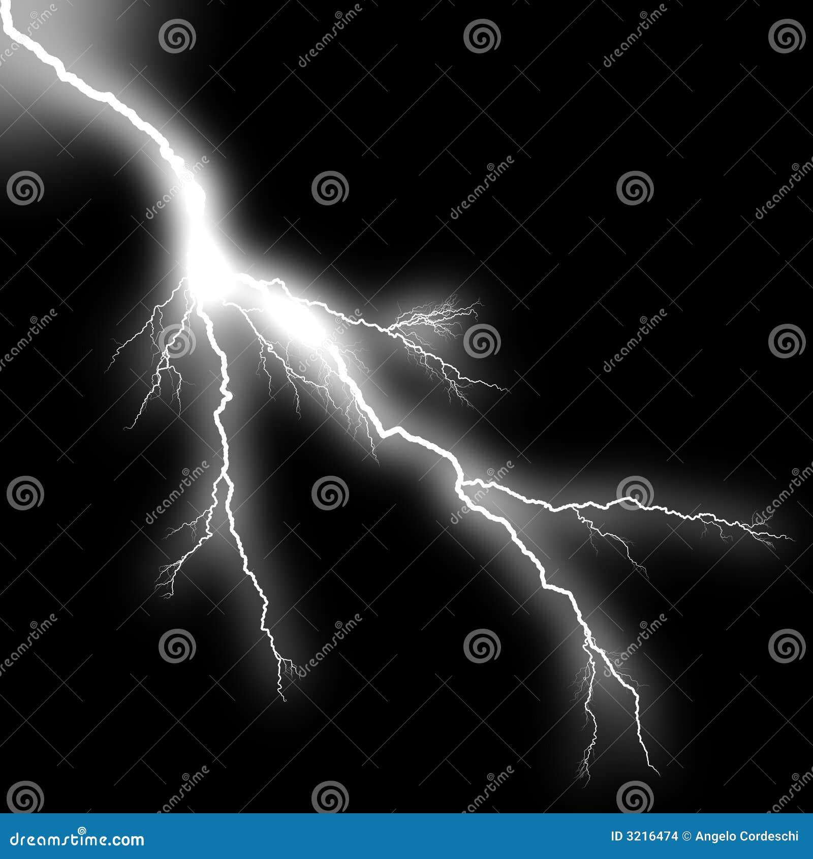 Lightning Old Horror Movie Stock Images Image 3216474