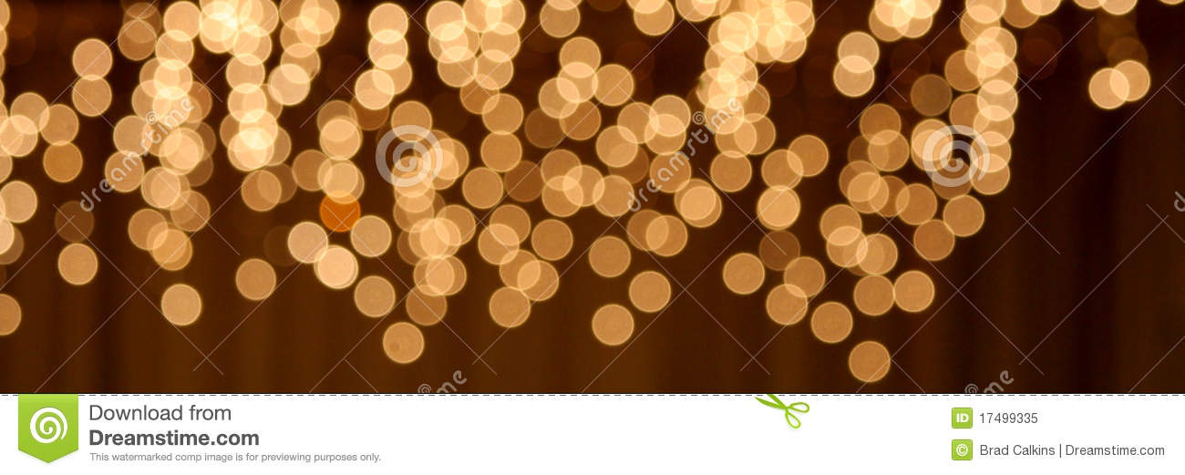 Lights Banner Royalty Free Stock Photo Image 17499335