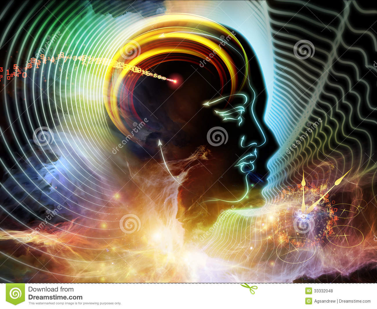 """influences of imagination on human mind """"now we are seeing changes in the brain and changes in the body that   potential factors that might influence rumination or brain activity—for."""