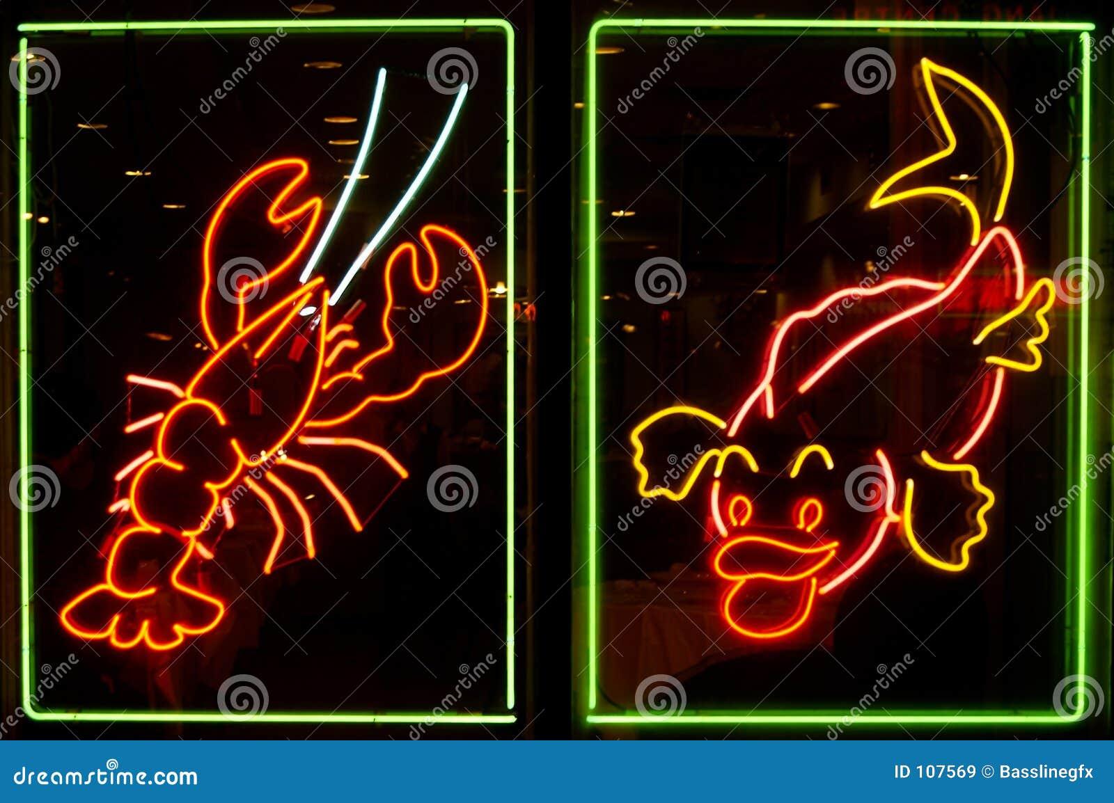 Lights neon