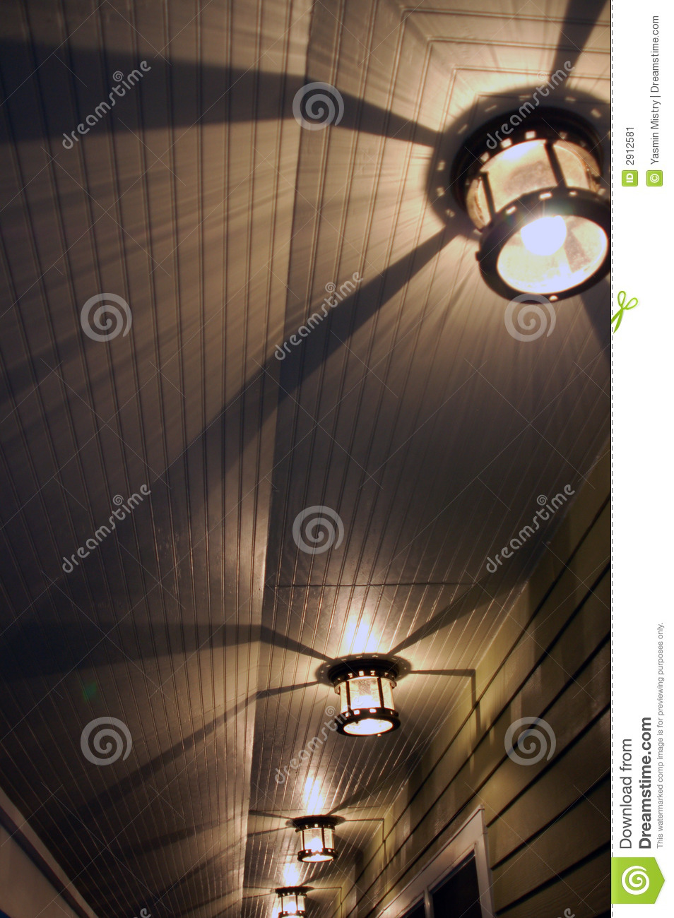 Ceiling lights that cast shadows : Lights shadows