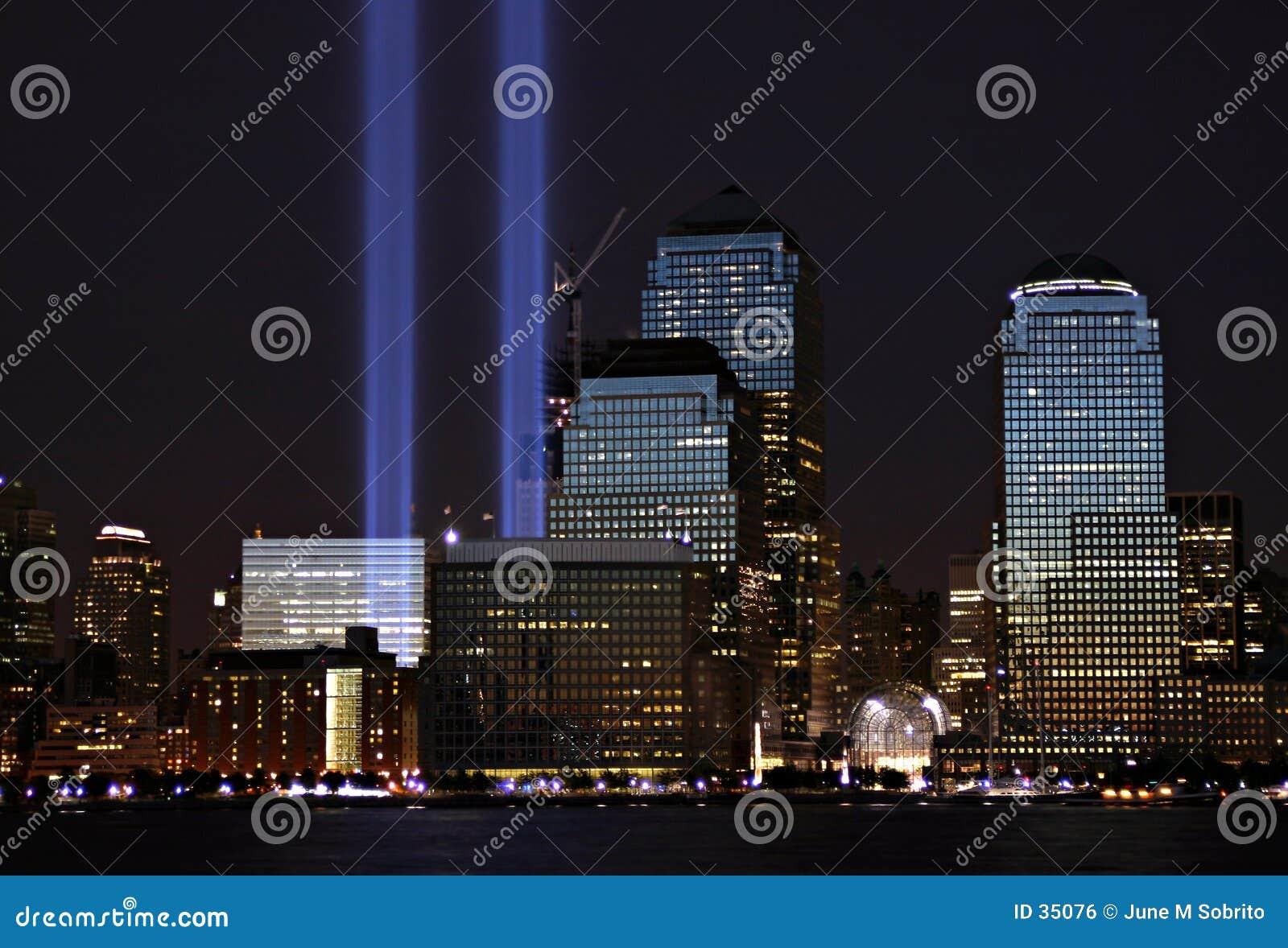 Lights tribute