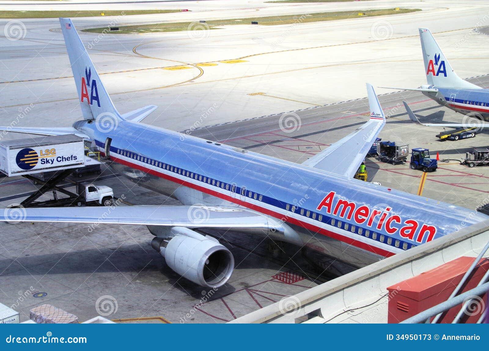 Ligne aérienne américaine