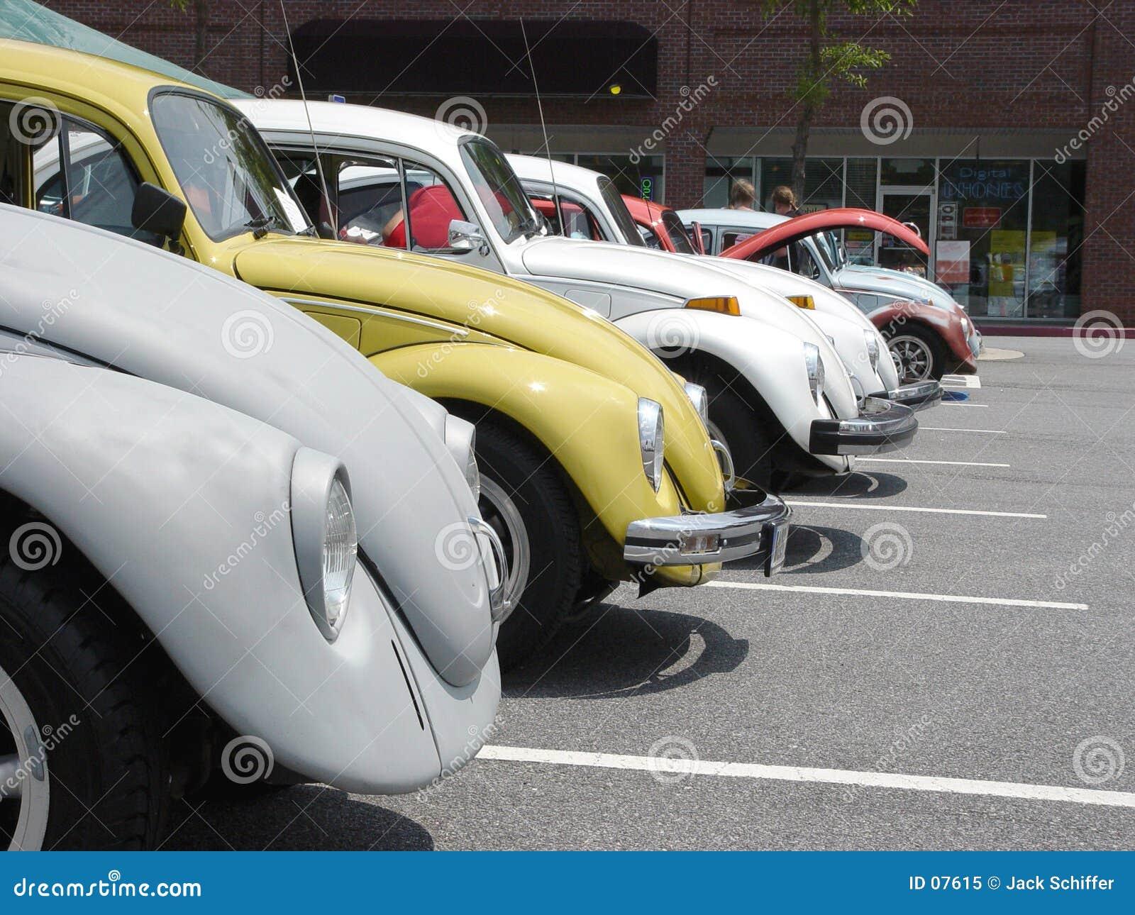 Ligne de Volkswagen