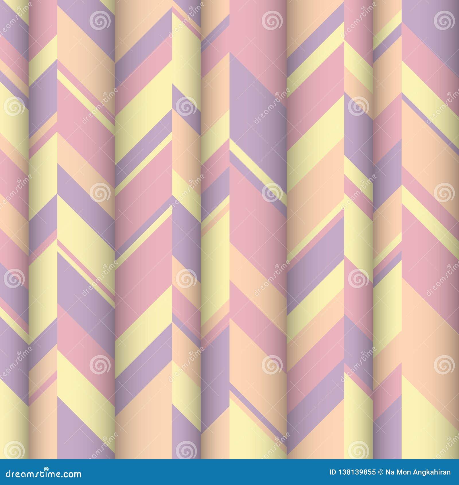 Ligne en pastel fond de couleur de résumé