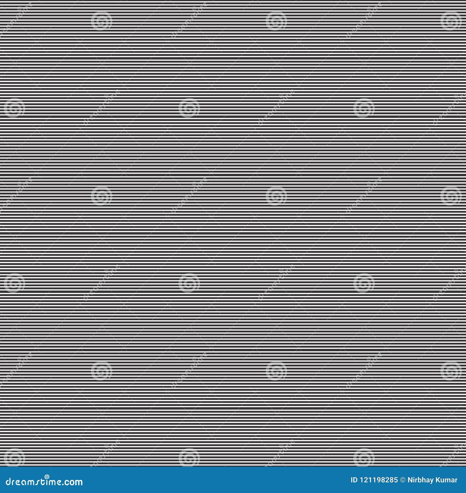 Ligne fine modèle sans couture de conception de motif