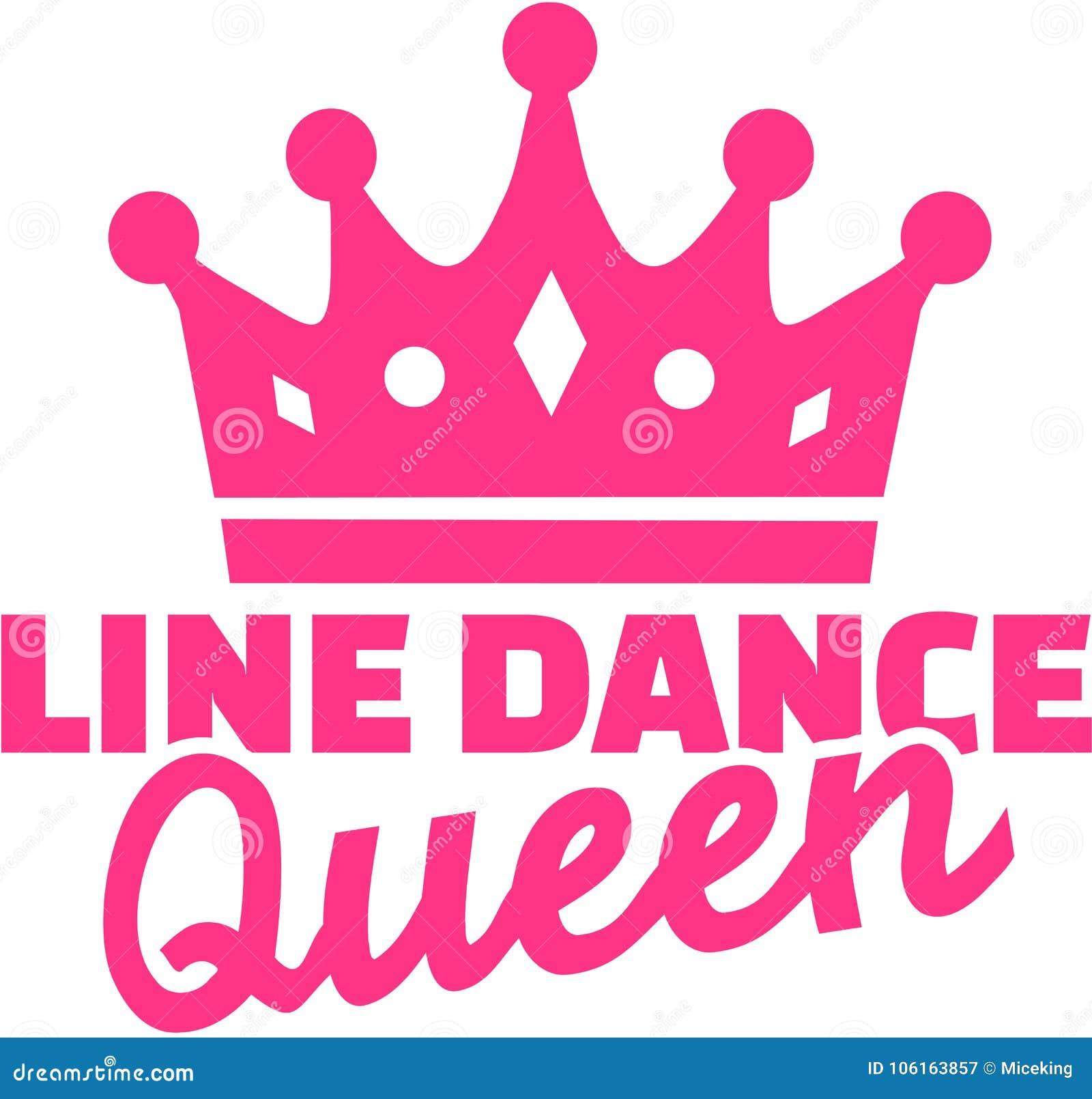 Ligne reine de danse