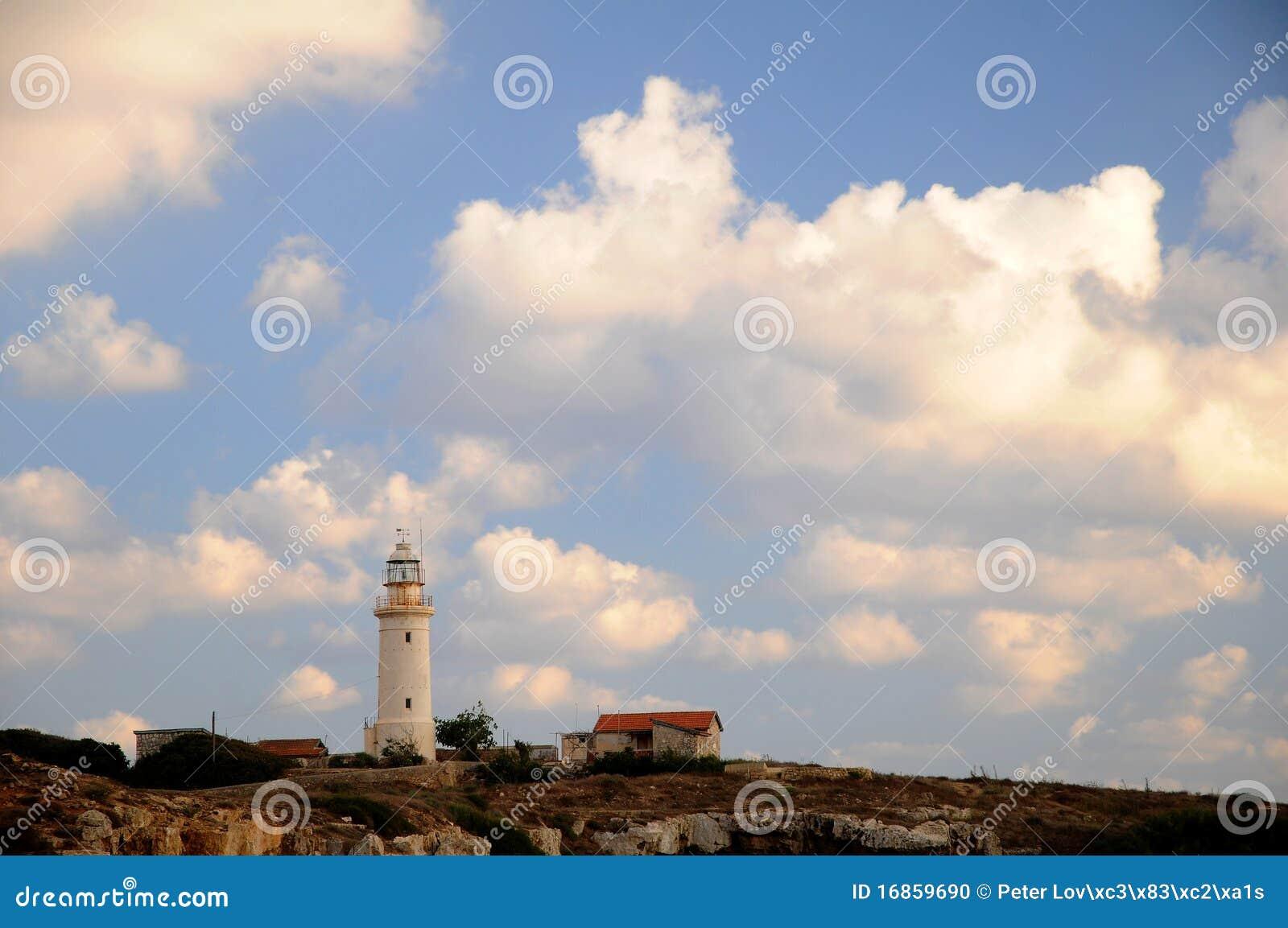 Lihgthouse em Paphos