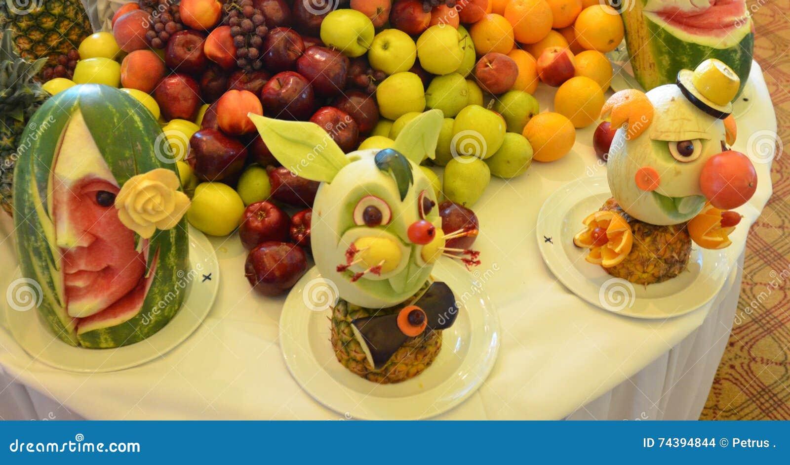 Lijst Art Fruit Cuisine