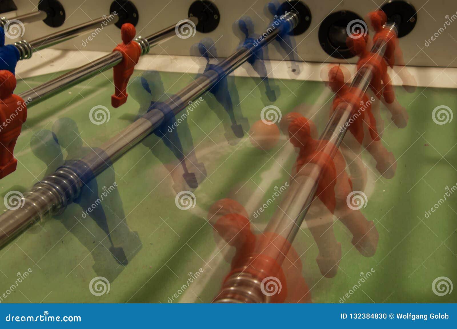 Lijstvoetbal, motieonduidelijk beeld