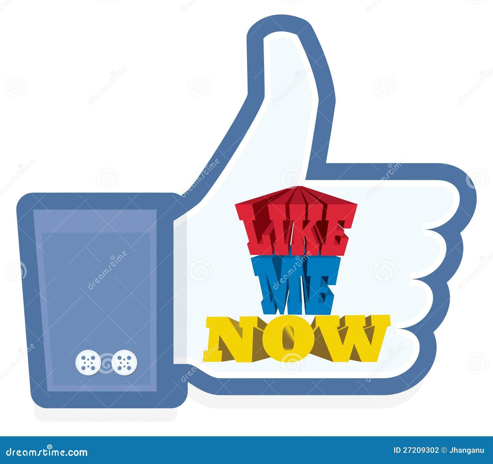 Like me now