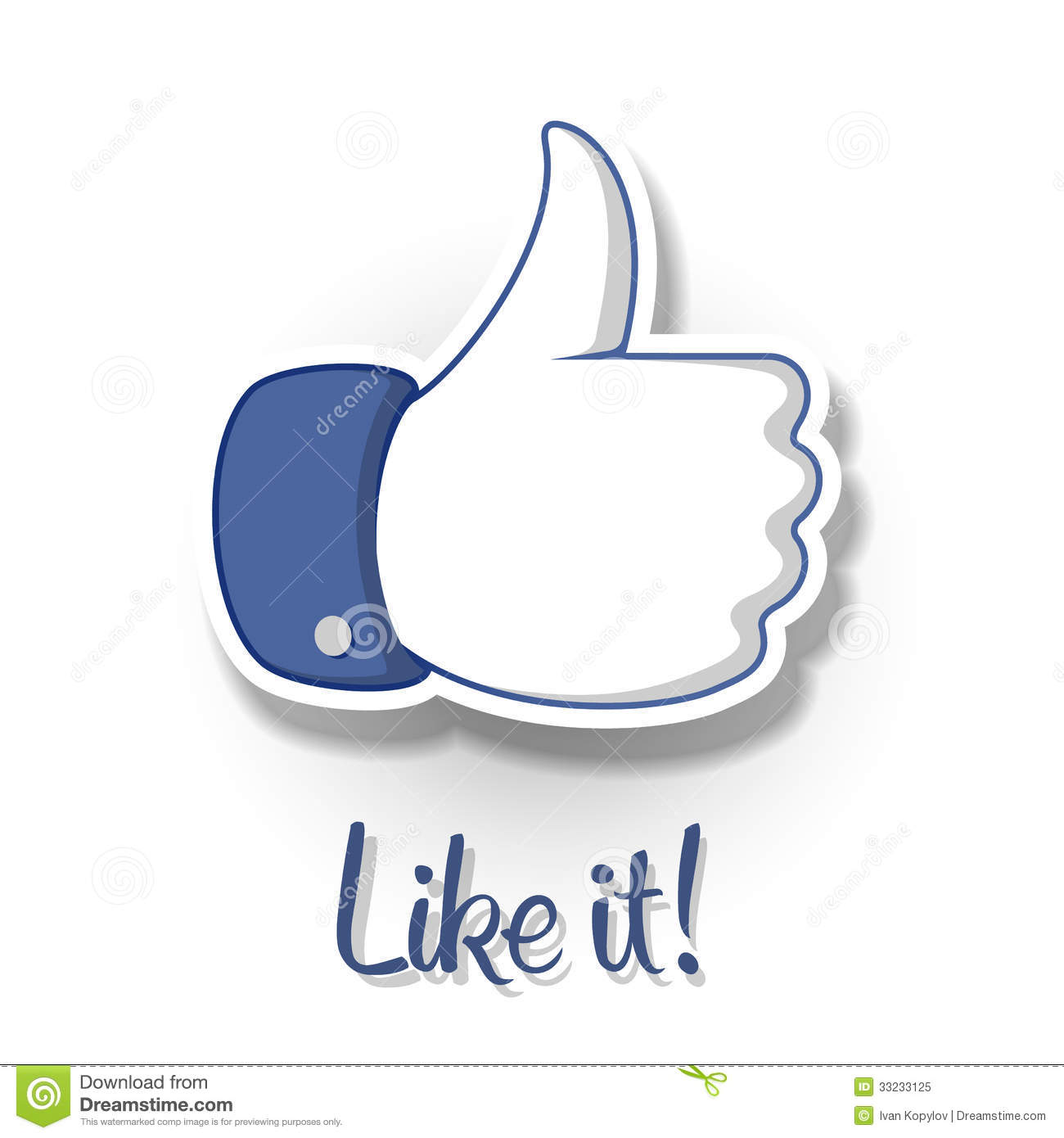 Likethumbs up symbol icon on white background editorial image likethumbs up symbol icon on white background biocorpaavc Gallery