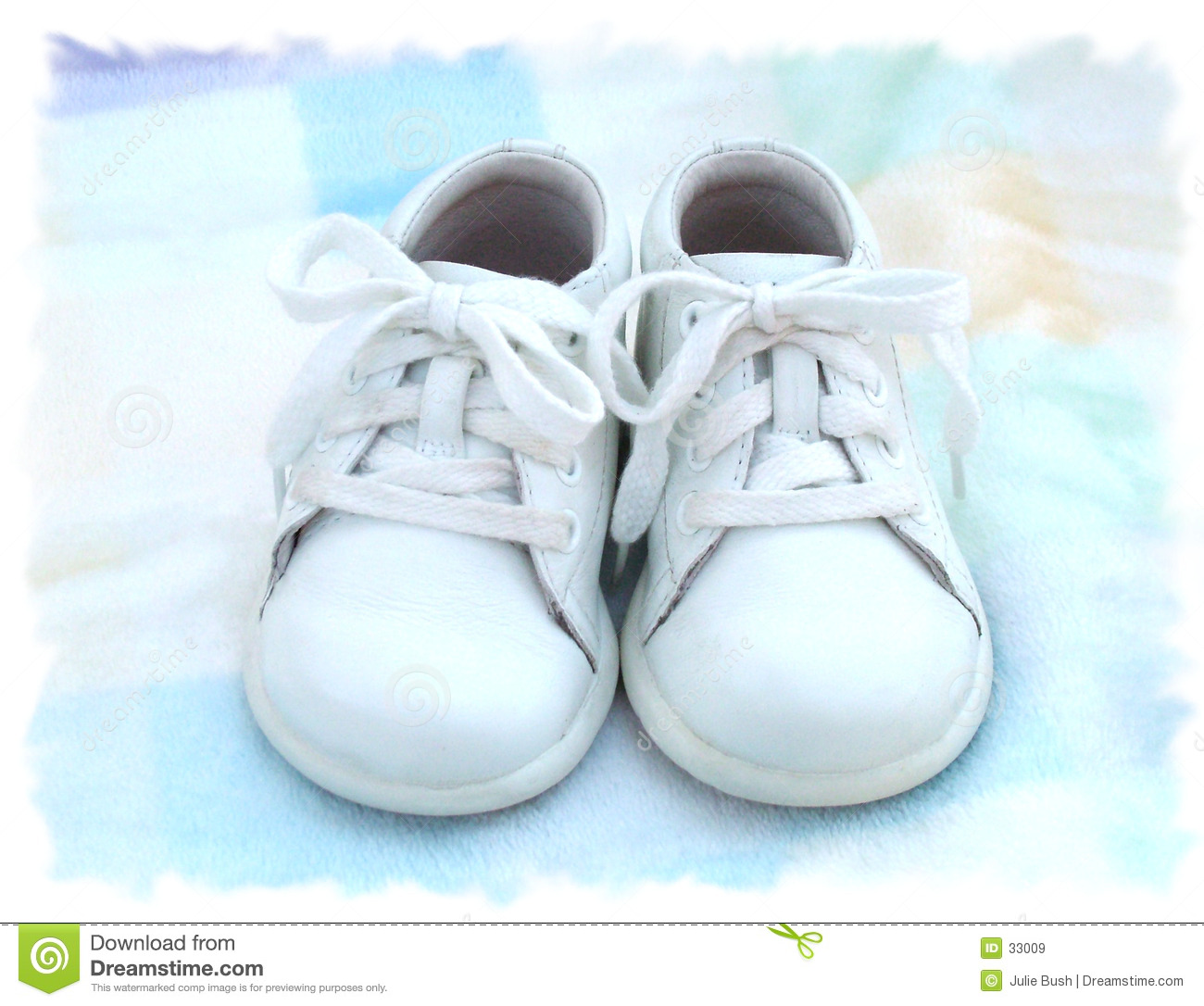 Lil baby deux chaussures
