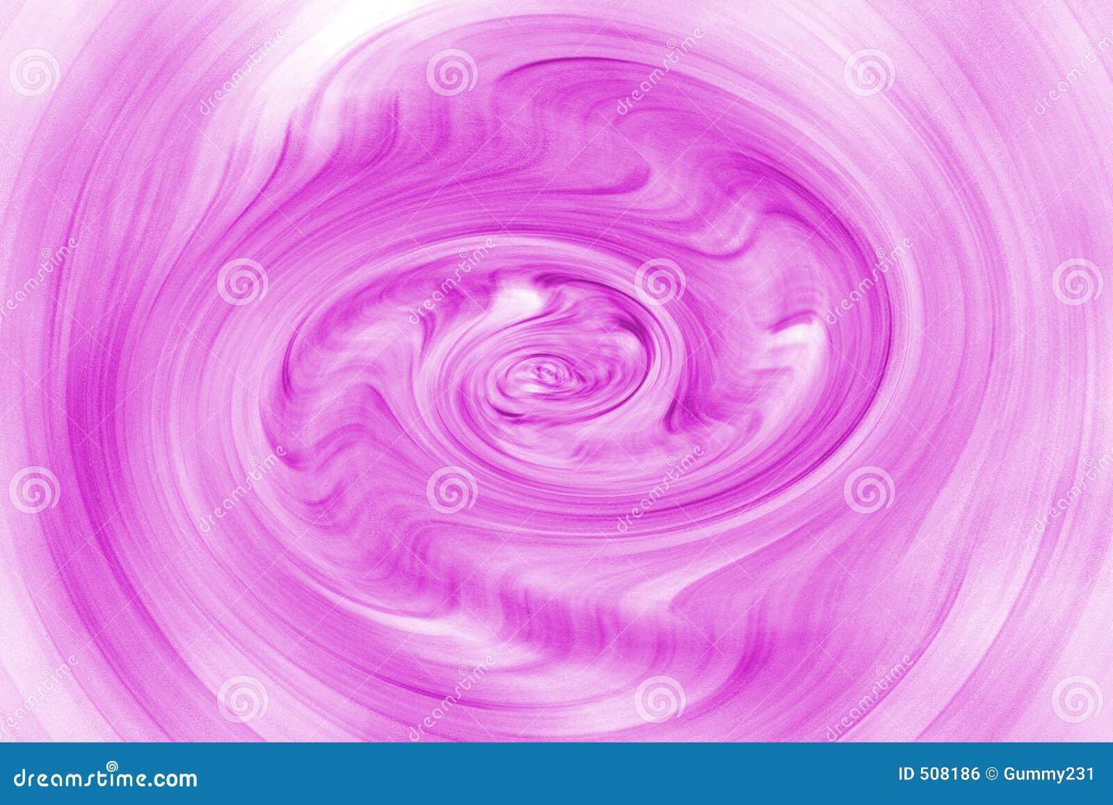 Lila swirl