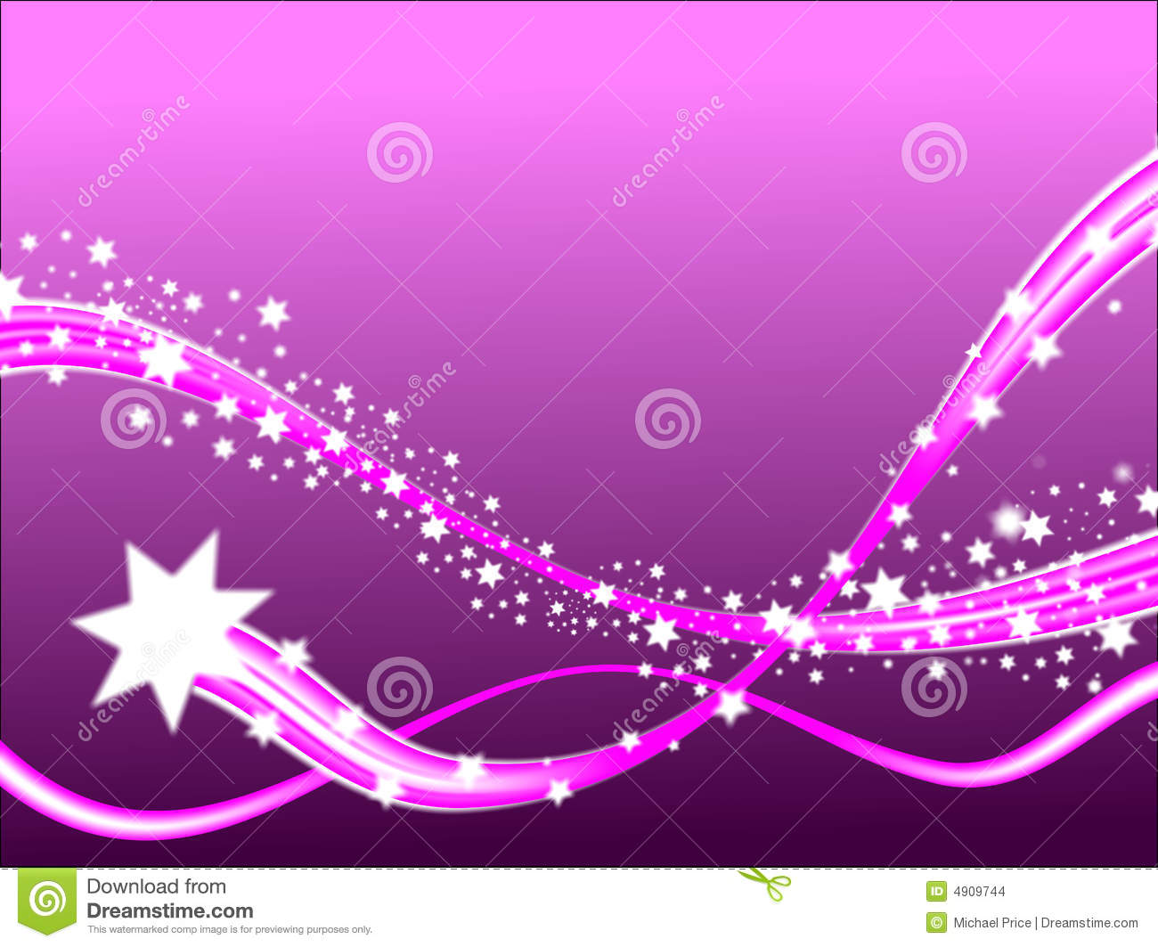 Goodwill Gift Card >> Lilac Shooting Stars Stock Images - Image: 4909744