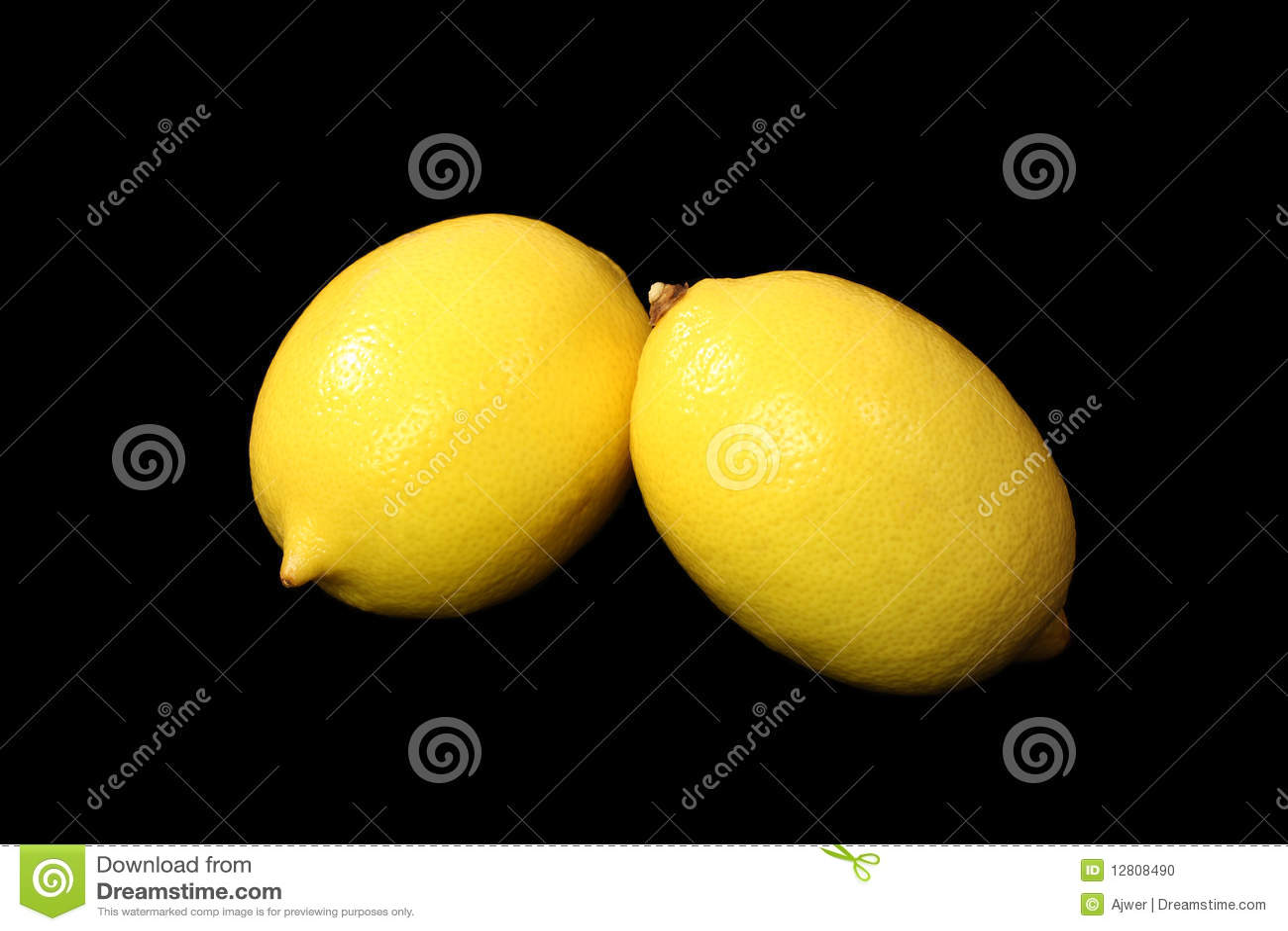 Limão dois amarelo