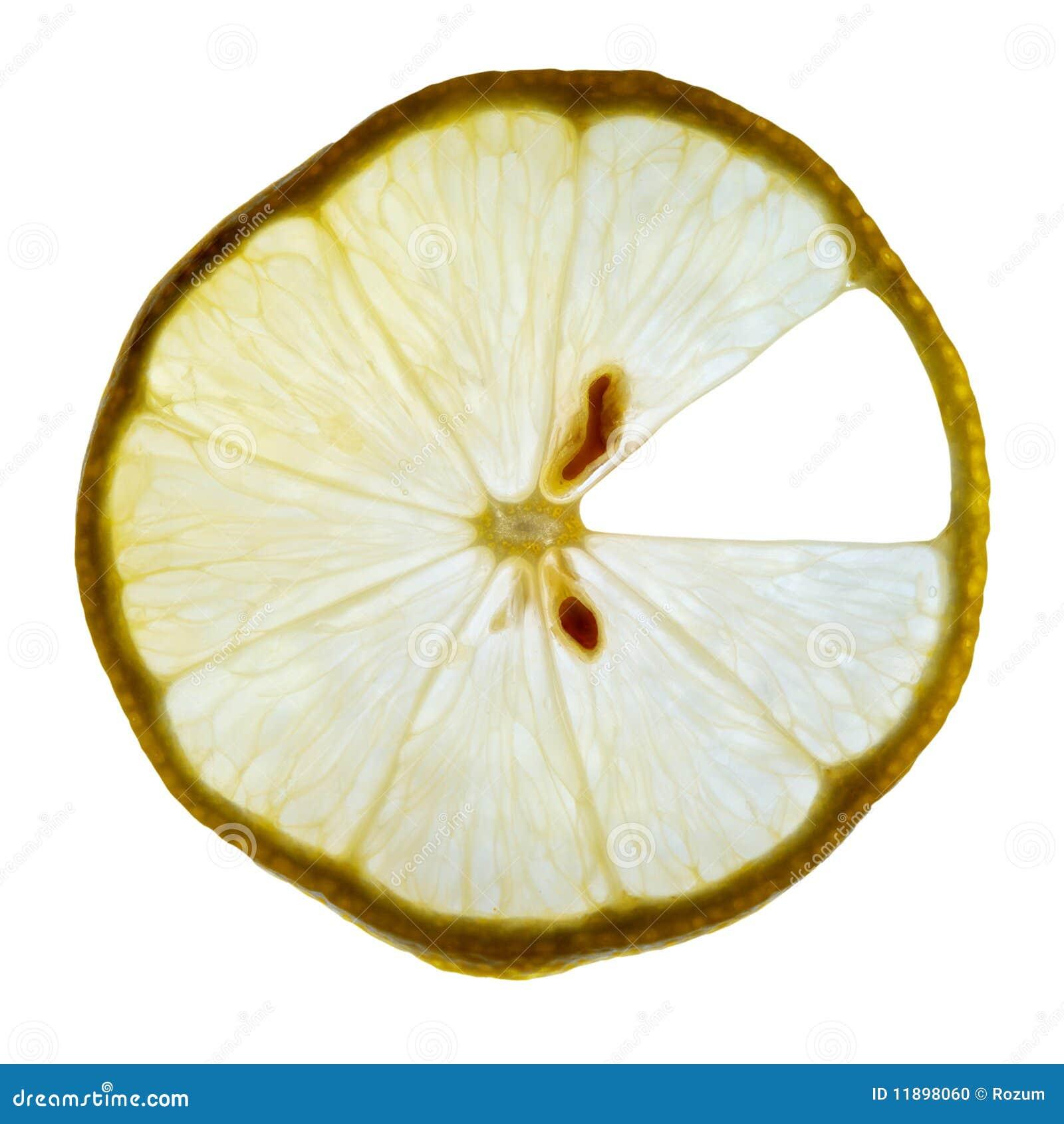 Limão na luz