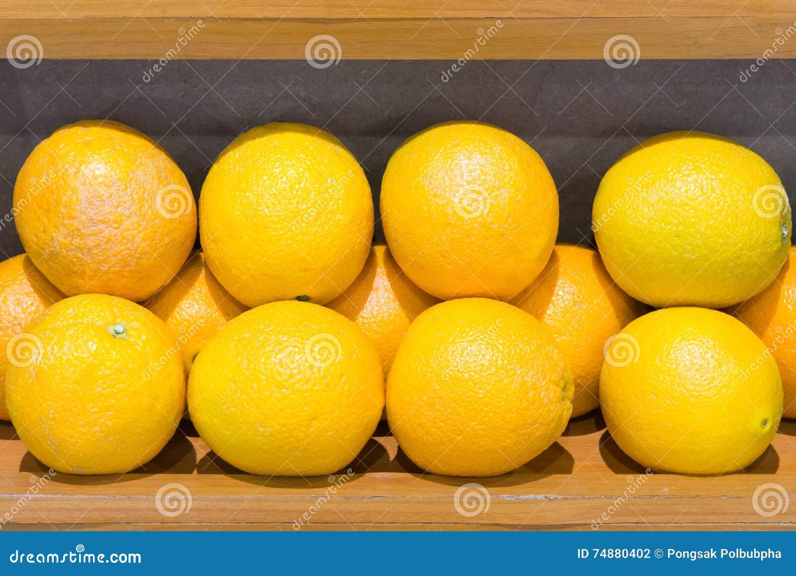 Limão orgânico fresco