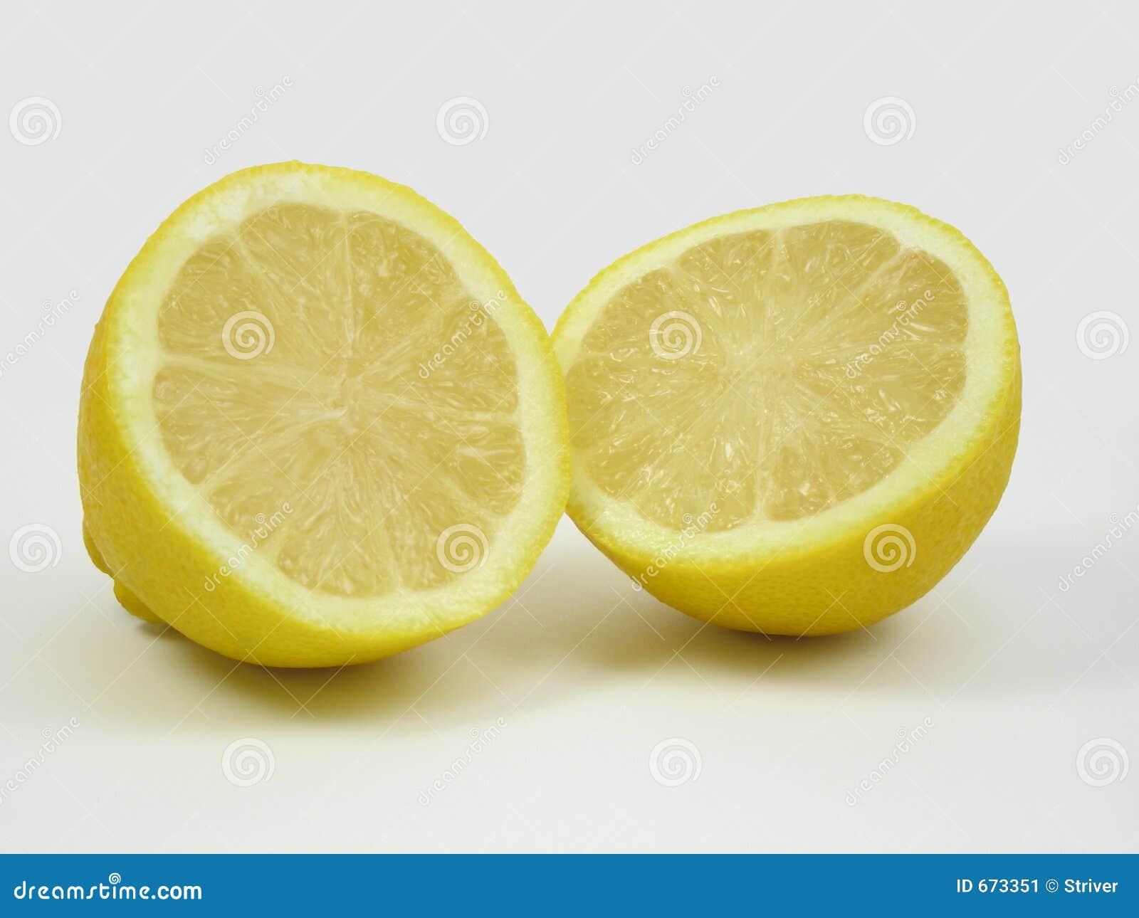 Limão suculento