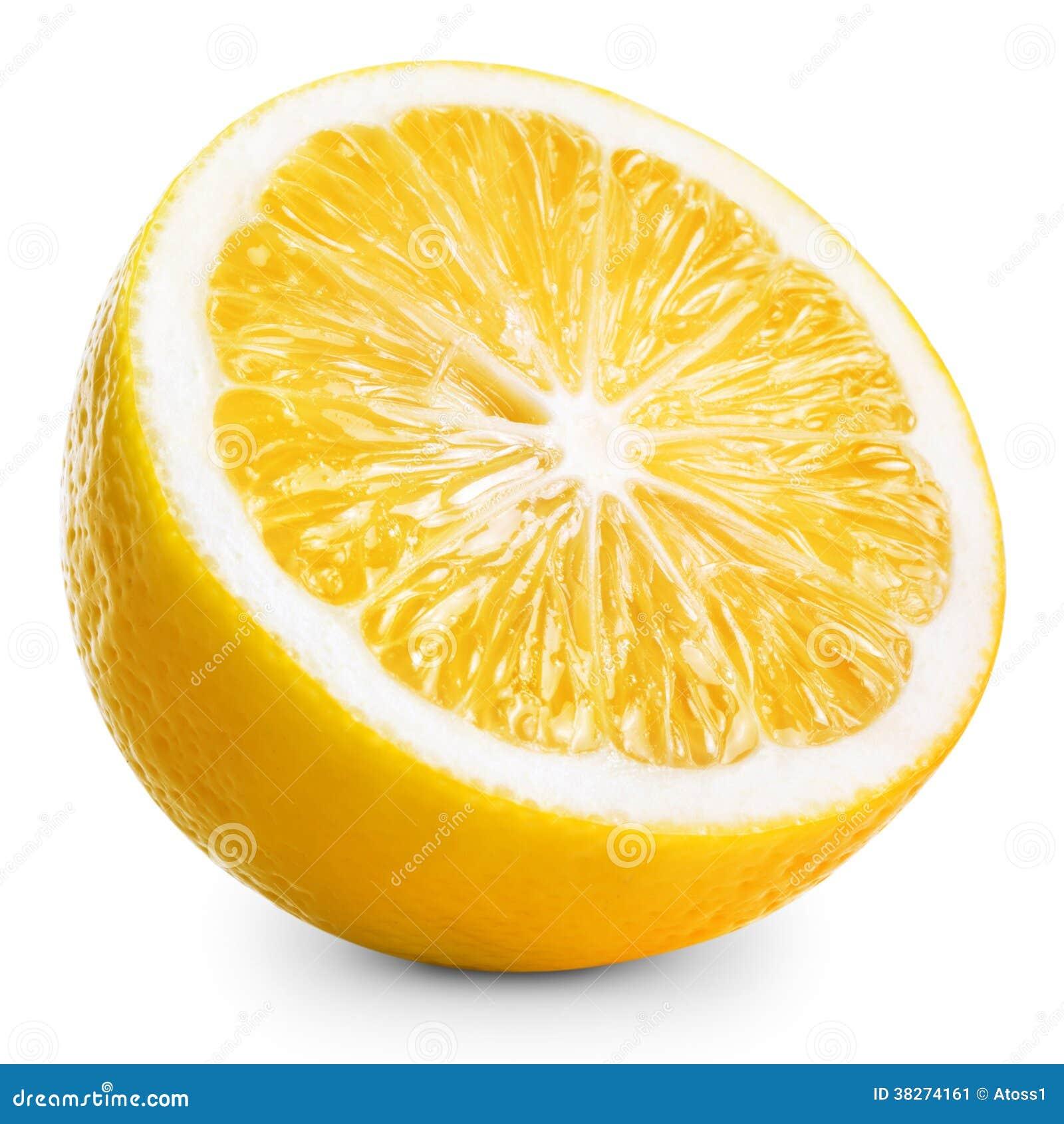 Limón medio