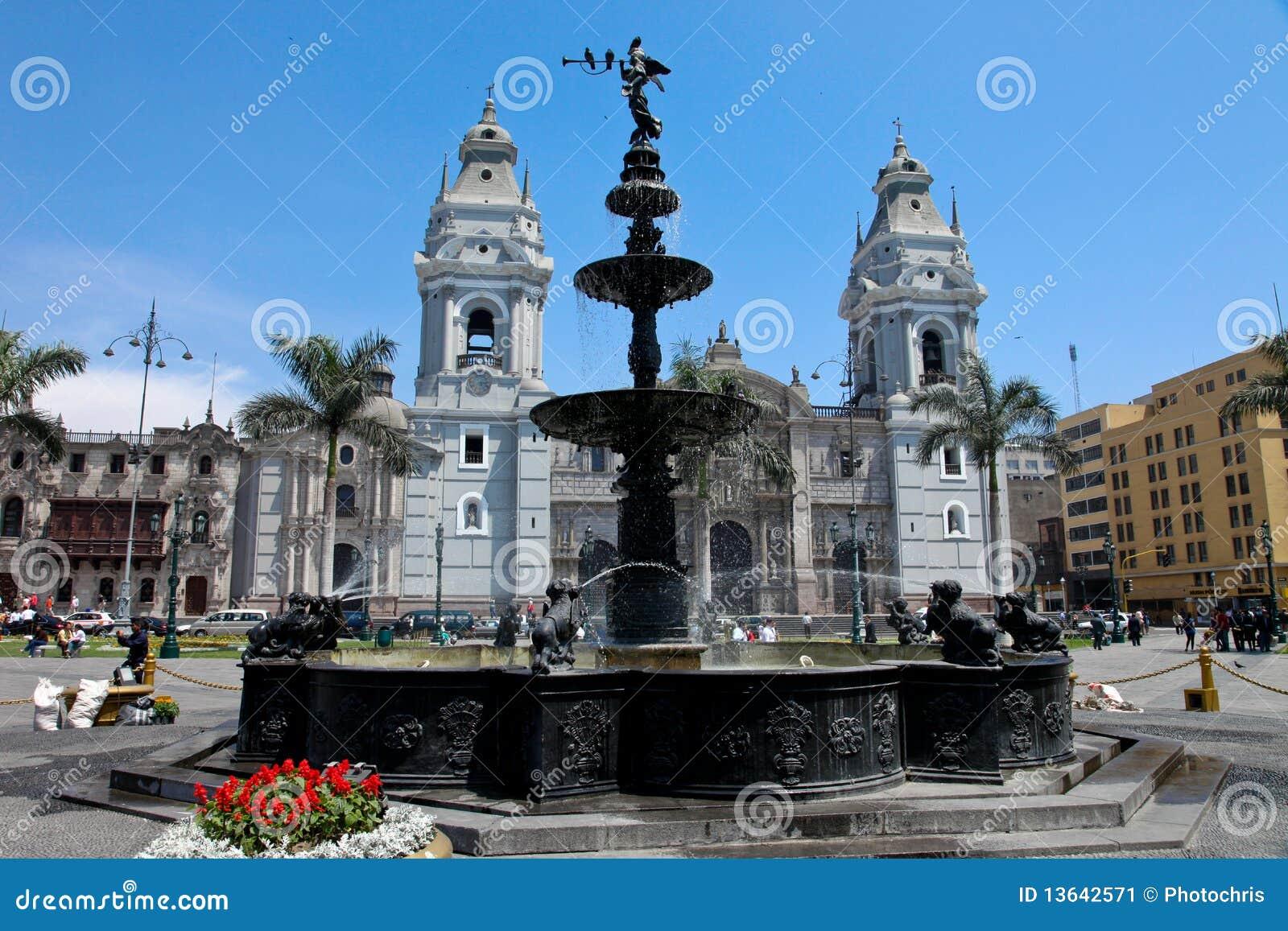 Lima, Stadt