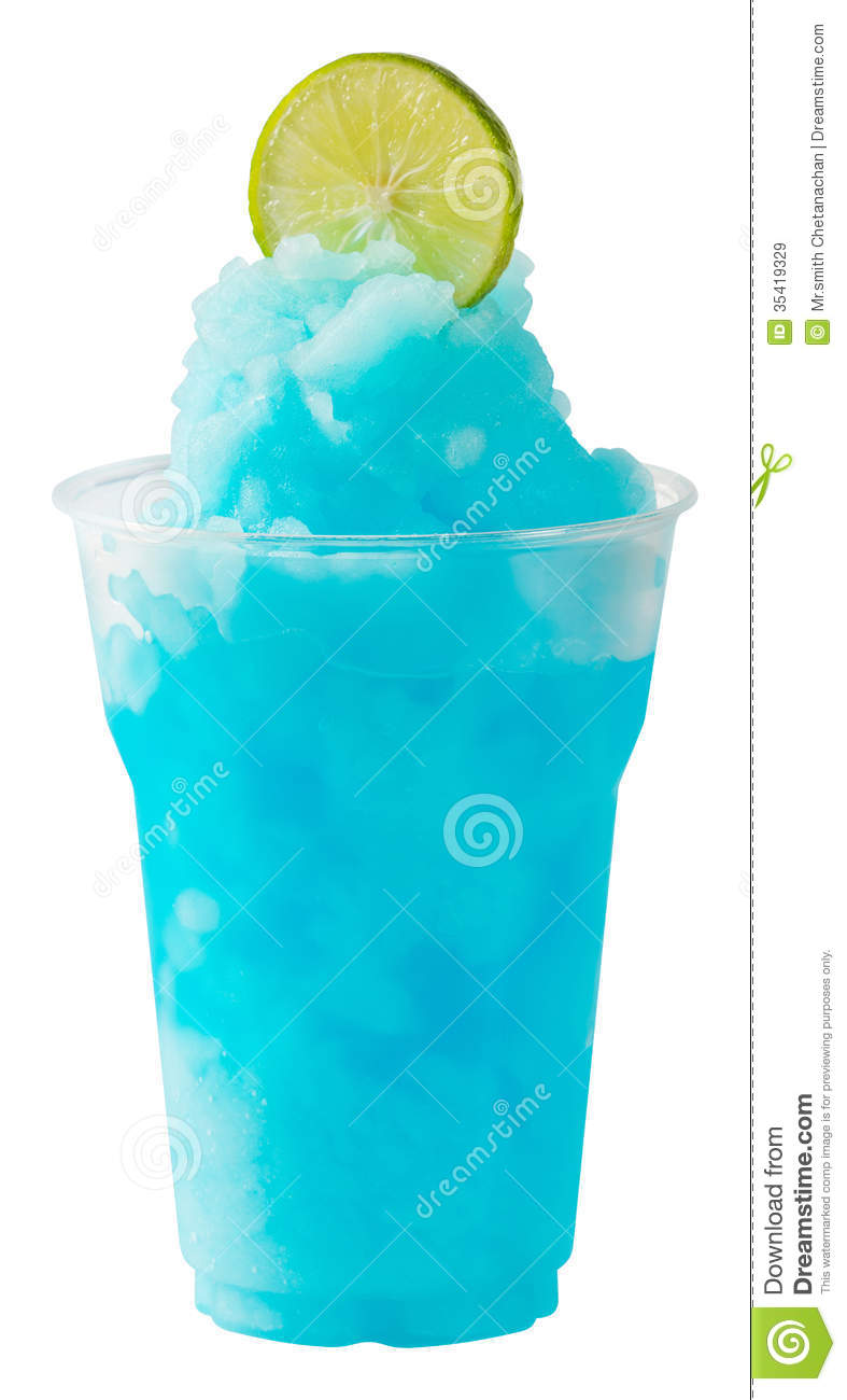Lime blue curacao smoothie royalty free stock images for Lime and blue