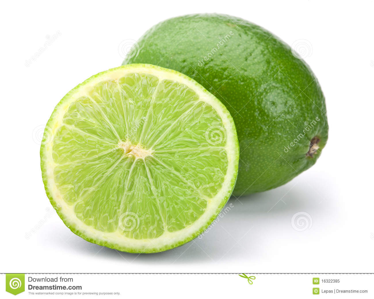 Lime Citrus Fruit Royalty Free Stock Photo - Image: 16322385